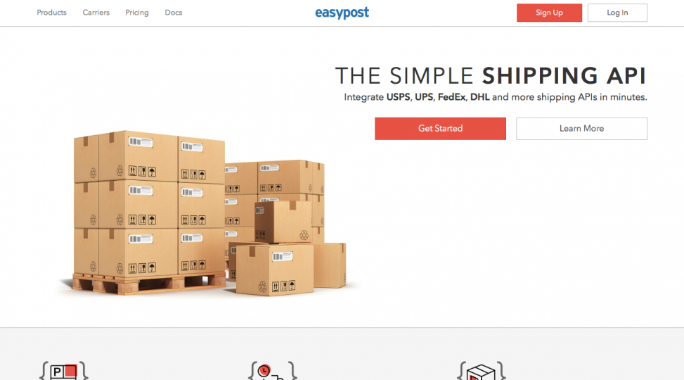 EasyPost - Marketplace Stack